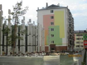 Быстрая постройка зданий промышленности