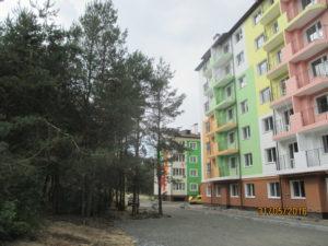Строительство жилых многоэтажных домов