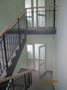 Установка навесных металлических вентилируемых фасадов