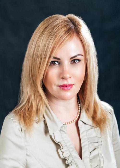 Dobroskok Lilia Dmitrievna
