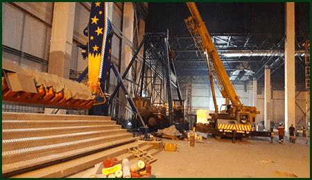 Proektirovanie i montazh BMZ i LSTK-11