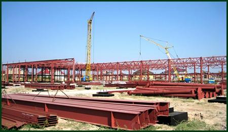 Proektirovanie i montazh BMZ i LSTK-14